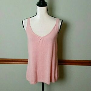 New Eileen Fisher size medium silk blend top